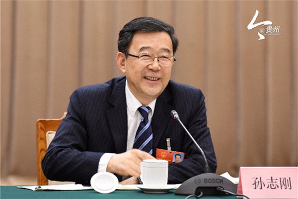 Sun Zhigang: Guizhou creates five-step work method